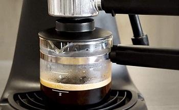 CFSAFAA SKTY Espresso Machine