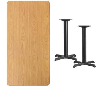 Flash Furniture Natural Table