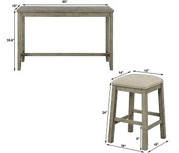 Flieks Dining Room Table Set