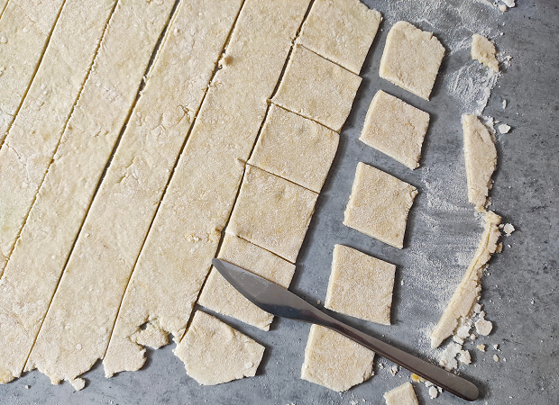 Fuži - Cutting The Dough