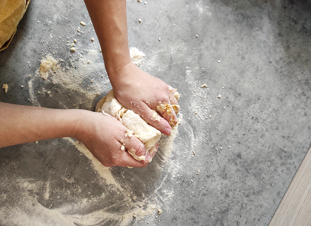 Fuži - Kneading The Dough