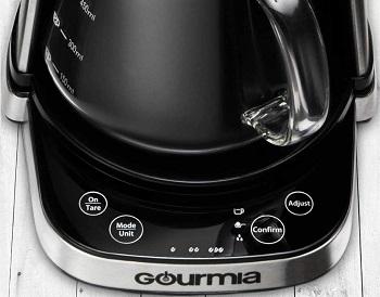 Gourmia Digital Touch Coffee Maker