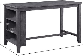 Homelegance Counter Height Table