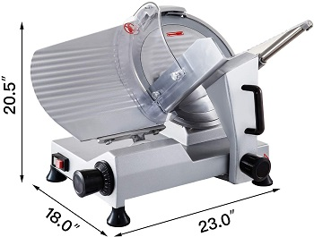 Vevor Commercial Meat Slicer