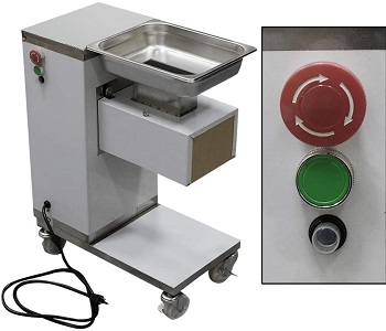 Zinnor Commercial Meat Cutter