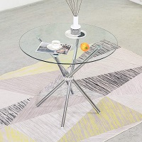 Best 2 Seat 36-Inch Round Glass Dining Table Rundown