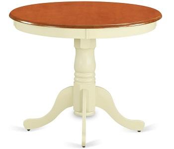 Best 3 Piece 36 Inch Round Wood Table