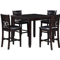 Best 4- Seat 42 Inch Dining Table Set Rundown