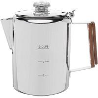 Best 9-Cup Camp Stove Coffee Maker Rundown