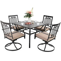 Best Black 4 Seater Square Dining Table Rundown