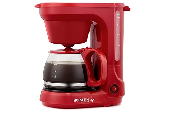 Best Cheap Red 5 Cup Coffee Maker