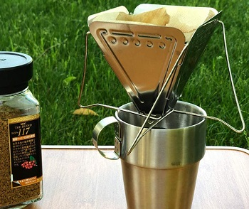 Best Collapsible Camping Coffee Dripper