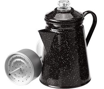 Best Enamelware Camping Coffee Percolator