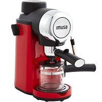 Best Espresso Red 4 Cup Coffee Maker Rundown