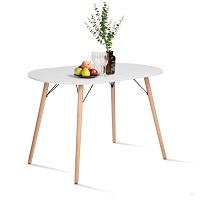 Best Farmhouse Modern 4 Seat Dining Table Rundown