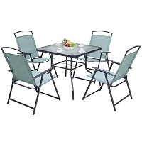 Best Folding Square Dining Set For 4 Rundown