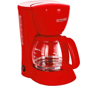Best Home Red 5 Cup Coffee Maker