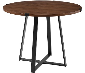 Best Industrial 4 Person Round Table
