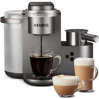 Best K Cup Iced Coffee Espresso Machine Rundown