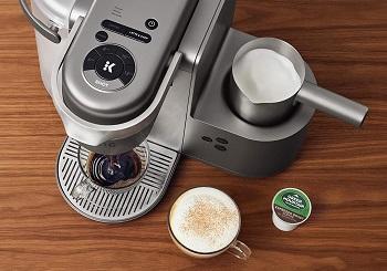 Best K Cup Iced Coffee Espresso Machine