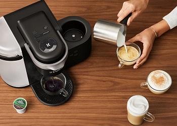 Best K Cup Iced Latte Machine