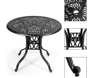 Best Modern 36 Inch Round Patio Table