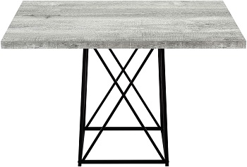 Best Modern 36 Inch Wide Rectangular Dining Table