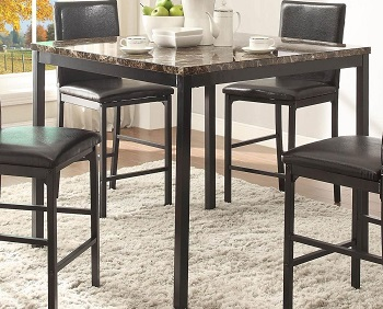 Best Modern 40 Inch Square Dining Table