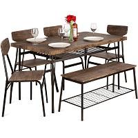 Best Modern Dining Table 4 Chairs & Bench Rundown