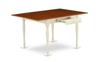 Best Of Best 36 Inch Wide Extendable Dining Table