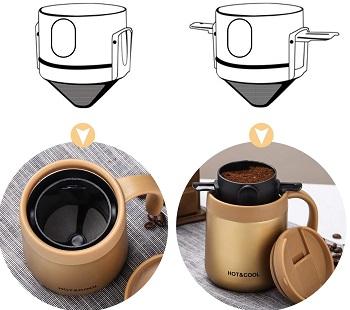 Best Of Best Camping Coffee Dripper