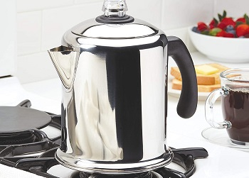 Best Of Best Propane Camping Coffee Maker