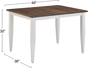Best Of Best Solid Wood Dining Table Set 4 Seater
