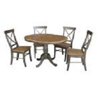 Best Round 36 Inch Wide Extendable Dining Table Rundown