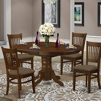 Best Round Solid Wood Dining Table Set 4 Seater Rundown