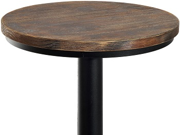 Best Rustic 42 Inch Round Counter Height Table