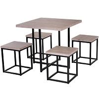 Best Set 4 Seater High Top Table Rundown