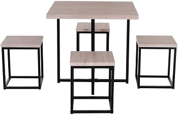 Best Set 4 Seater High Top Table