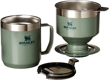 Best Set Camping Pour Over Coffee Maker
