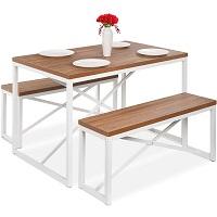 Best Set Modern 4 Seat Dining Table Rundown
