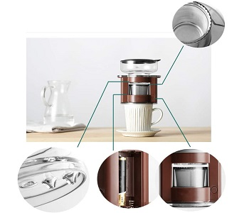 Best Single Cup Camping Drip Coffee Maker