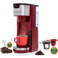 Best Single Cup Red 5 Cup Coffee Maker Rundown