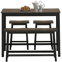 Best Small Solid Wood Dining Table Set 4 Seater Rundown