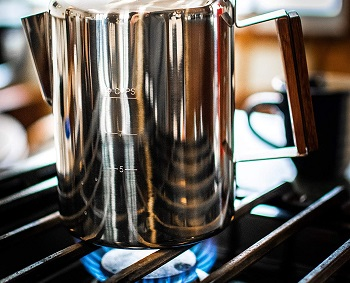 Best Stainless Steel Propane Camping Coffee Maker