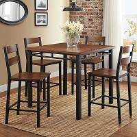 Best Tall Square Dining Set For 4 Rundown