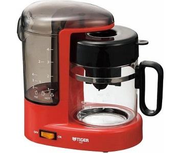 Best Vintage Red 4 Cup Coffee Maker