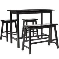 Best With Bench 4 Piece Pub Table Set Rundown