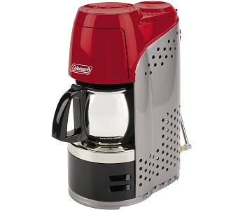 Best With Burner Propane Camping Coffee Maker