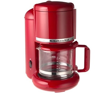 Best With Carafe Red 4 Cup Coffee Maker