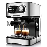 Best With Frother Iced Coffee Espresso Machine Rundown